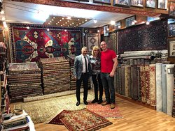Excellent Rugs & Service!
