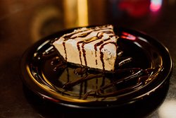 Our homemade, secret recipe Peanut Butter Pie. Deliciously sweet!