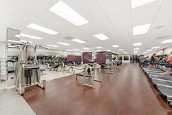 Over 25,000 sq. ft. of equipment