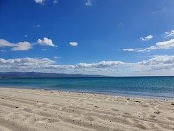 Poetto beach