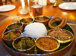 Nepali Thali