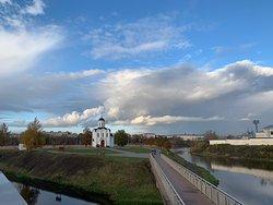 Церковь Михаила Тверского на острове Памяти