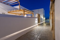 Lindos Amphitheater Villas & Apartments is a higly renovated  accommodation consisting of 2 villas and 2 apartments separately without common areas. offering absolute privacy to our guests choice. Located within Lindos Village near Saintt Stephano square and close to Saint Pauls Bay.