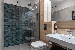 Bathroom in Apartment Superior