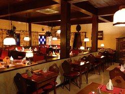 La salle de restaurant principale