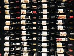 Temperature controlled wine cellar
