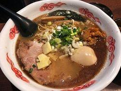 味玉羅麺(細麺)