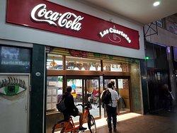 Tradicional pizzeria de Buenos Aires