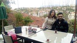 İstanbuldan gelen misafirlerimiz.