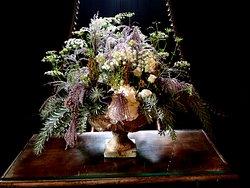 23 Composition florale dans la Chambre de Louise de Lorraine