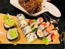 El mejor sushi de Rosario...