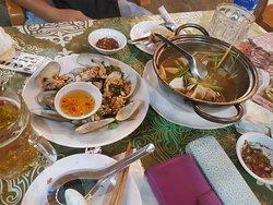 Seafood - so good!
