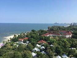 17 etasje Hilton Hua Hin.