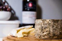 English Cheese Board