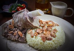 If you are looking for a traditional Jordanian Mansaf in Dubai, then Rawabina is the place to be, Rawabina is well known for its Mansaf since 1998 in Dubai, ask anyone in Dubai where do i get good proper Mansaf and Rawabina always comes first.