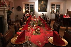 The time has come to book the Christmas lunches and dinners @ Mauritzbergs Slott & Golf