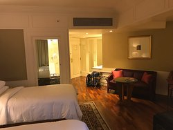 Tolles Hotel - leider nur eine Übernachtung