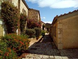 Une rue du Villagio