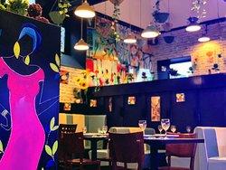 Tango Turtle - Caribbean inspired restaurant