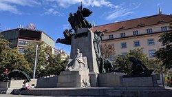 Monument to František Palacky