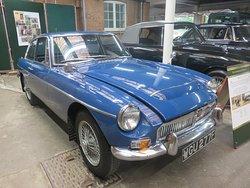 Prince Charle's car
