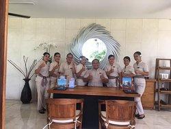 our spa team