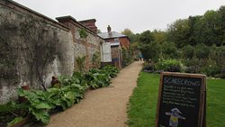 The Walled Garden ..