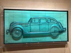 Claes Oldenburg, Detroit Institute of Arts
