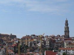 Vue panoramique depuis la Terreiro da Se