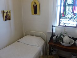 Nuns bedroom