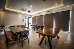 Class Room : 30 persons capacities, Full AC, Projector, Microphone & Sound system.