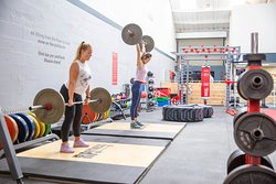Members have x3 lifting platforms choose from