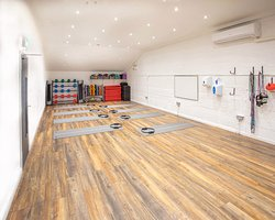 Experience classes in our studio room that will make you want to keep coming back for more