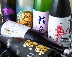【全国各地の日本酒】500JPY