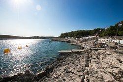 Carpe Diem Beach Hvar
