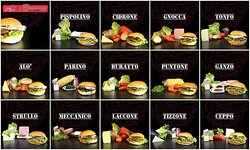 I nostri hamburger!