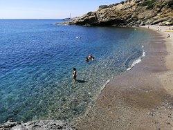Spiaggia del Remaiolo