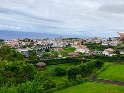View of Nordeste and Atlantic