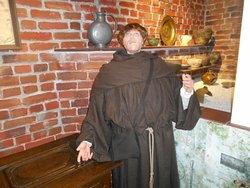 Museiinteriör. ( Avdelning Historia)