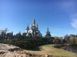 Ландшафтный парк село Буки Киевской области