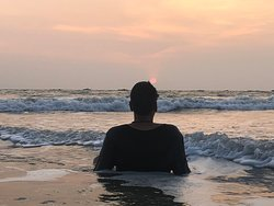 Varca beach South Goa
