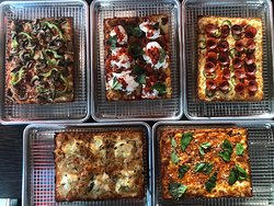 Emmy Squared Pizza - Upper East Side, NY