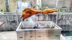 Catering for Roast Lamb @ Skohns Canteen Damansara Perdana