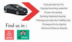 V7 private chauffer, Airport / KL / KLIA transfer , travel and Tour services, offshore excursion and airport layover  kindly call / whatsapp +601116163301 for bookings :)