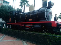 Train in aguilas