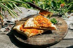 Vietnam MuiNe  Restaran  Italian Calzone Pie