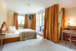 Schlafzimmer der Firenze Suite