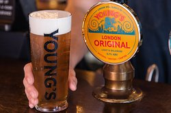 Young's London Original pint