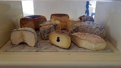 carrello dei formaggi