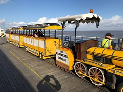 Amazing adventure with a grandchild. Well worth the effort of walking down the pier and then get the little train back.